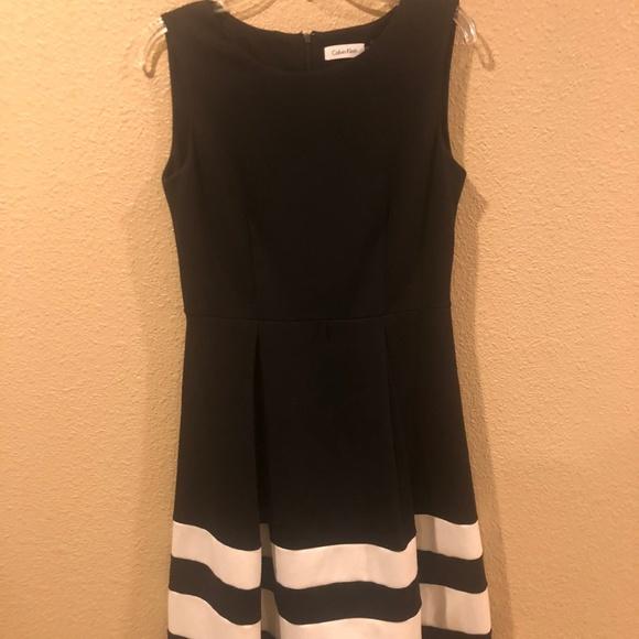 Calvin Klein Dresses & Skirts - Calvin Klein Black Dress Size 6
